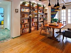 个性混搭风格二居室设计