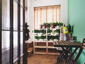 50平米简约现代小户型室内装修效果图