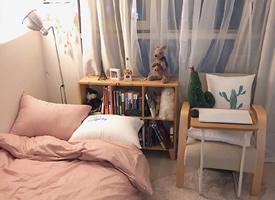 适合女生的ins风卧室布置参考图片