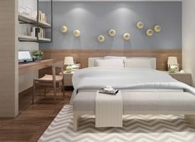 一组精美卧室装修效果效果图欣赏