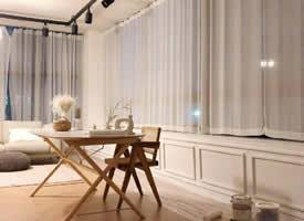 温馨舒适的一人居小公寓装修效果图欣赏