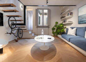 佛罗伦萨50㎡Eleven公寓,充满了舒适感和功能性