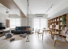 MUJI风日式住宅,趣味与实用兼具的空间