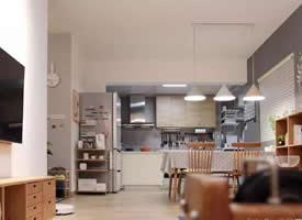 使用面积125平四居婚房装修效果图欣赏