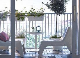 简约休闲阳台设计