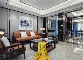 208平,新中式四居室