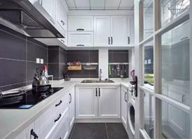 不挑户型的厨房设计,美观与实用兼得