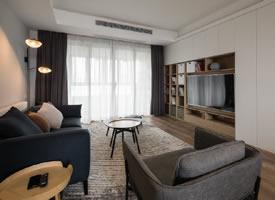 140平米现代简约四居室