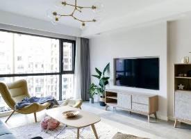 125㎡四室一厅,用窗洞打造一个明亮舒适的家