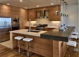 厨房的多样设计,有没有适合你的那款