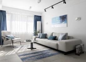 120平现代简约四居室
