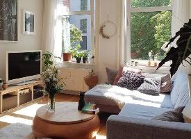 阳光温馨治愈系家居设计