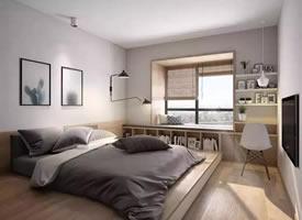 飘窗设计,舒适温馨的家居