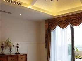 欧式欧式风格卧室别墅吊顶设计方案