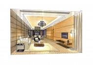 北京马甸公寓室内手绘图片_7张