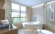 家居卫生间设计图片_4张