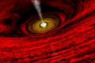 神秘黑洞图片(9张)