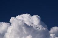 洁白的云朵图片(13张)