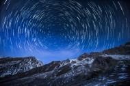 璀璨耀眼的星空景观图片(6张)
