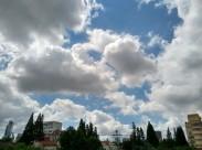 天空中飘动的白云图片(10张)