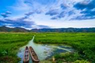 泸沽湖草海风景图片(19张)
