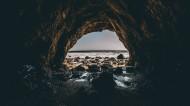 天然形成的山洞图片(11张)