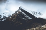 壮观的山峰图片(10张)