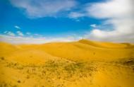 荒芜的沙漠图片(18张)