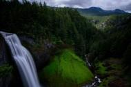 秀丽的小瀑布图片(14张)