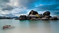 美丽的海岸风景图片(8张)