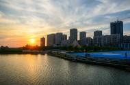 美丽的落日风景图片(15张)