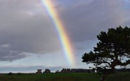 绚丽的彩虹图片(15张)