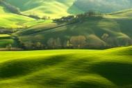 山坡草原图片(9张)