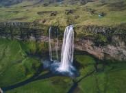 秀丽的瀑布图片(12张)