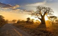 非洲自然景色图片(9张)