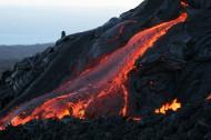 火山和岩浆风景图片(15张)