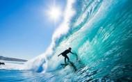 好看极了的海浪图片(19张)