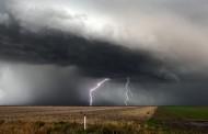 风暴的天空图片(14张)