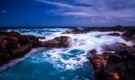 海潮风光图片(9张)