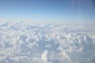 高空中的云层图片(12张)