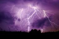绚丽的闪电图片(7张)
