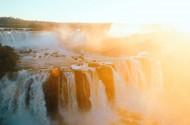 雄伟壮观的大瀑布图片(10张)