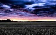 风暴之前的天空图片(9张)