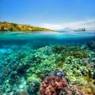 海岸与清透海底景色图片(20张)
