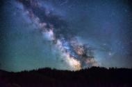 梦幻的星空图片(15张)