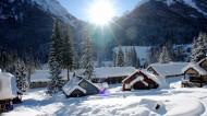 初雪唯美风景图片(11张)