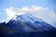 珠穆朗玛峰风景图片(9张)