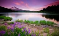 静谧的湖泊图片(16张)