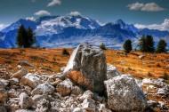 奇特岩石风景图片(14张)