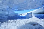 白色冰雪世界风景图片(19张)